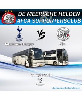 Transfer Tottenham Hotspur Vs Ajax