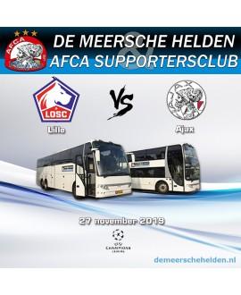 Transfer Lille Vs Ajax