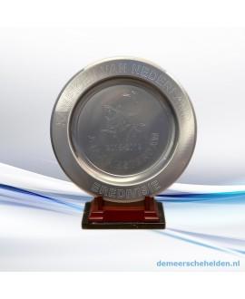 Kampioensschaal Eredivisie 2018-2019.